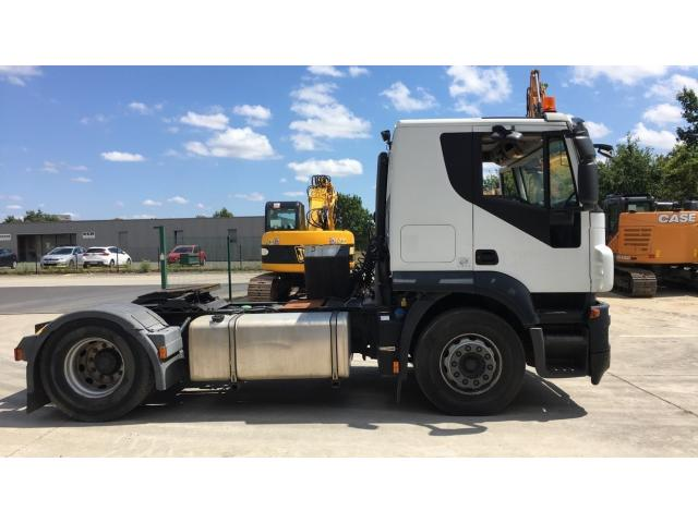 IVECO STRALIS AT440 | IVECO STRALIS AT440, vendee distribution, negoce btp, iveco, camion, clement lucas, soudure, minaud soudure